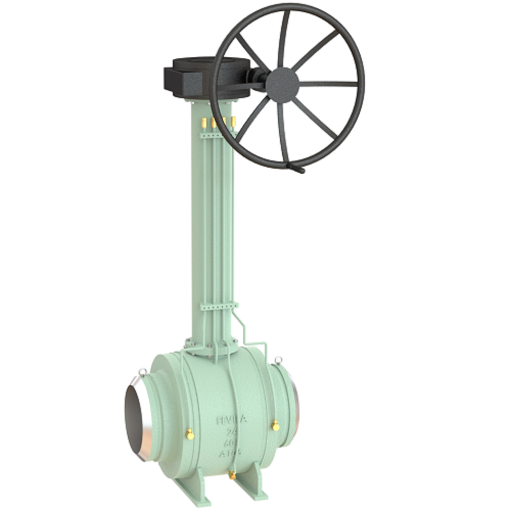 Extended Stem Below Ground – Ball Valves