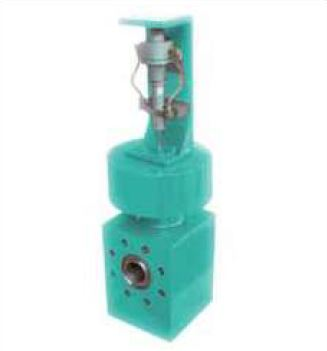 Hydraulic Adjustable Barrel Choke Valve