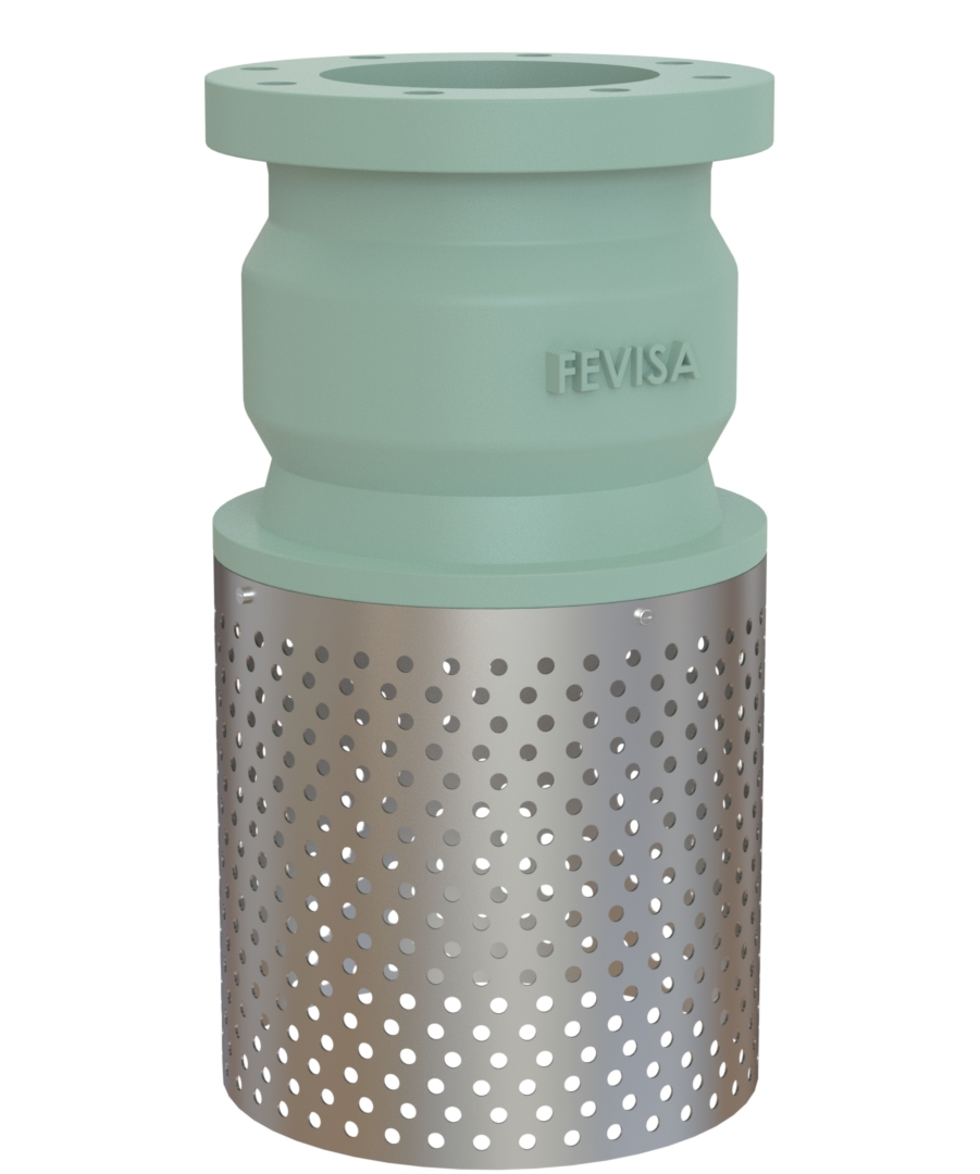 fevisa water infrastructure valves