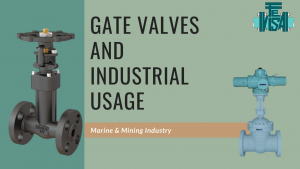 GATE VALVES & INDUSTRIAL USAGE