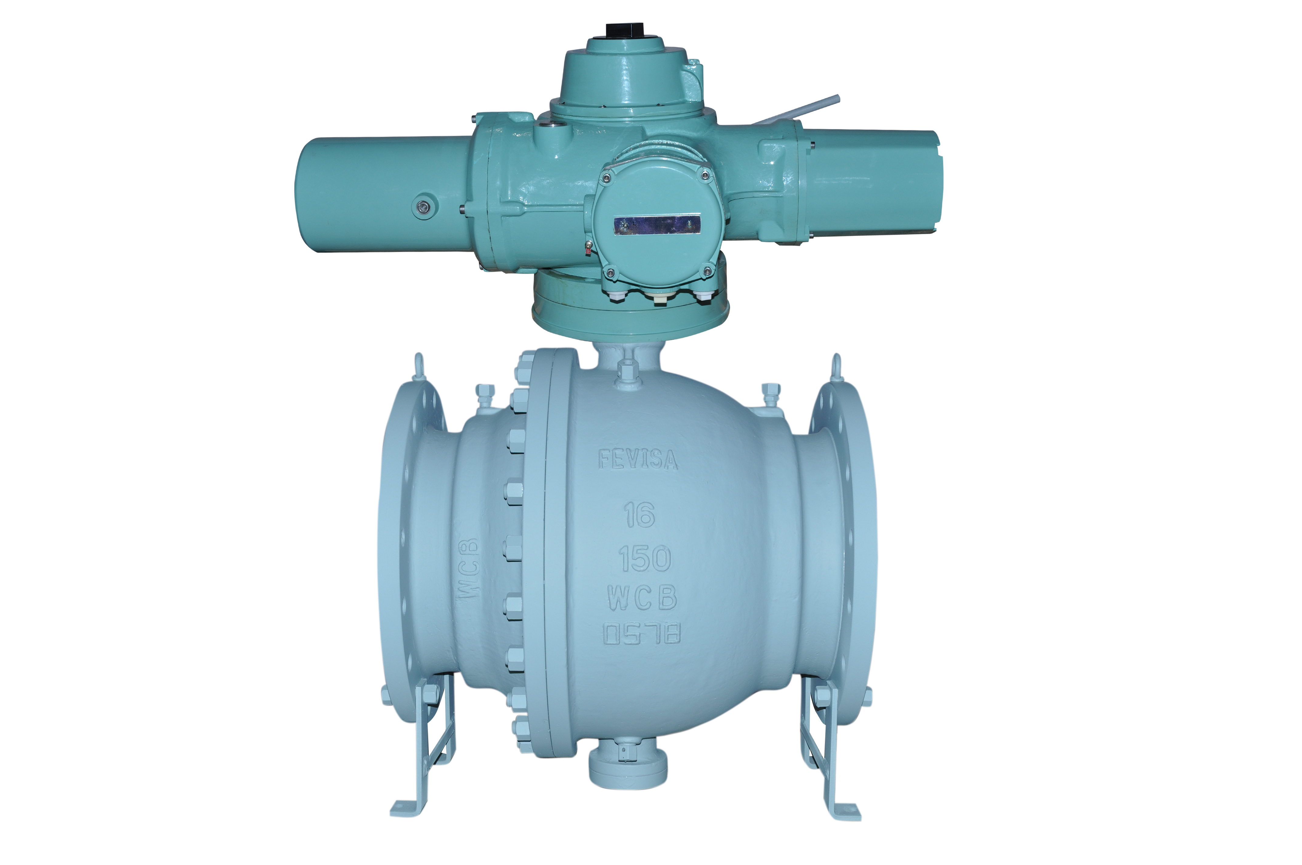 Motor Operated Ball Valves